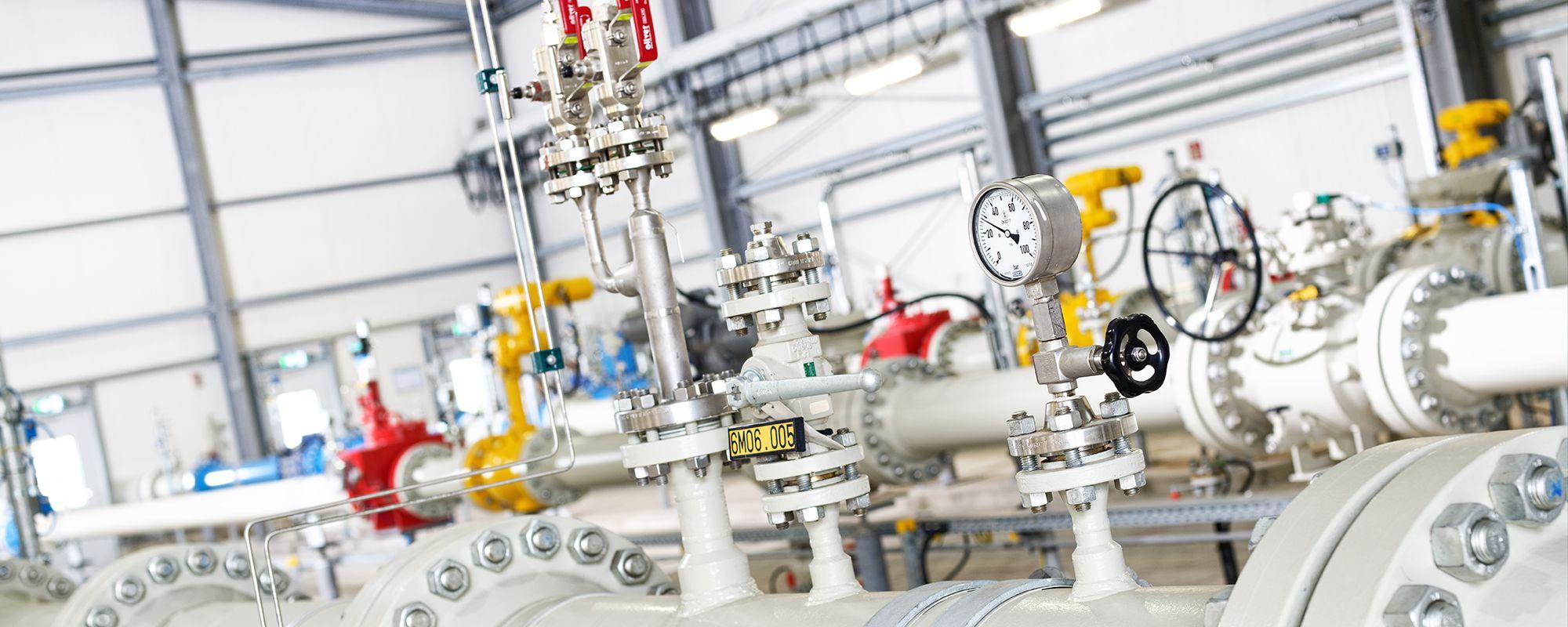 Nowega aus Münster betreibt und vermarktet rund 1.500 Kilometer Gashochdruckleitungen