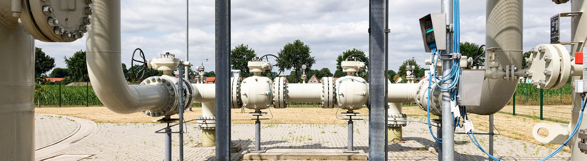 Nowega betreibt als Fernleitungsnetzbetreiber auf Münster rund 1500 km Gashochdruckleitungen.