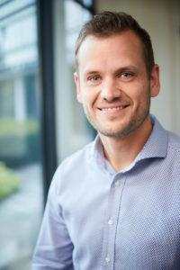 Christian Schräder, Projektmanager und Prozessmanager bei Nowega