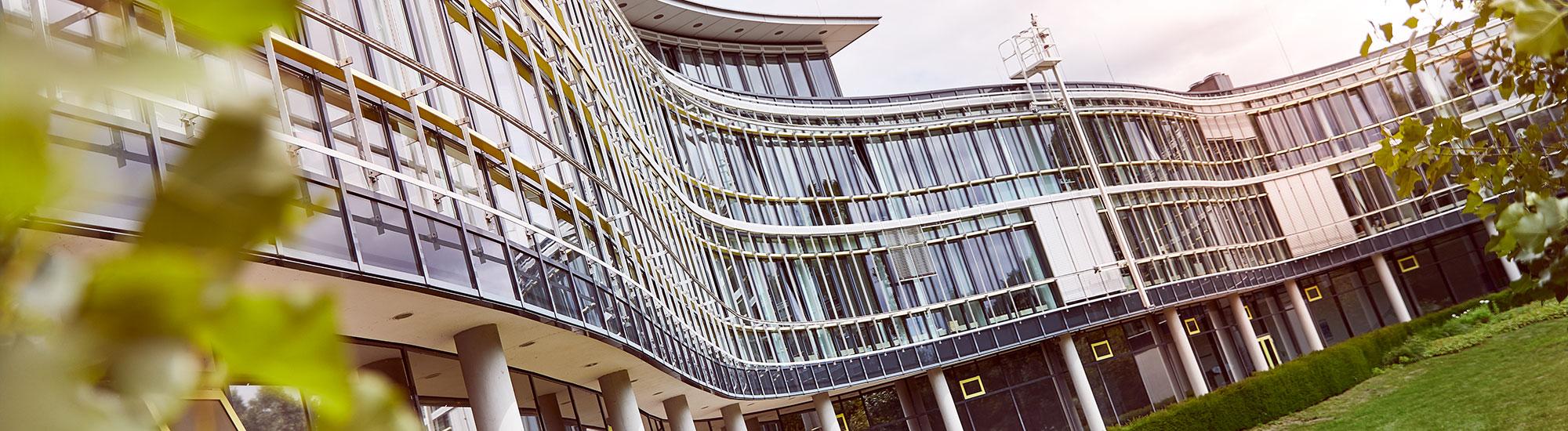 Hauptsitz des Fernleitungsnetzbetreibers Nowega in Münster