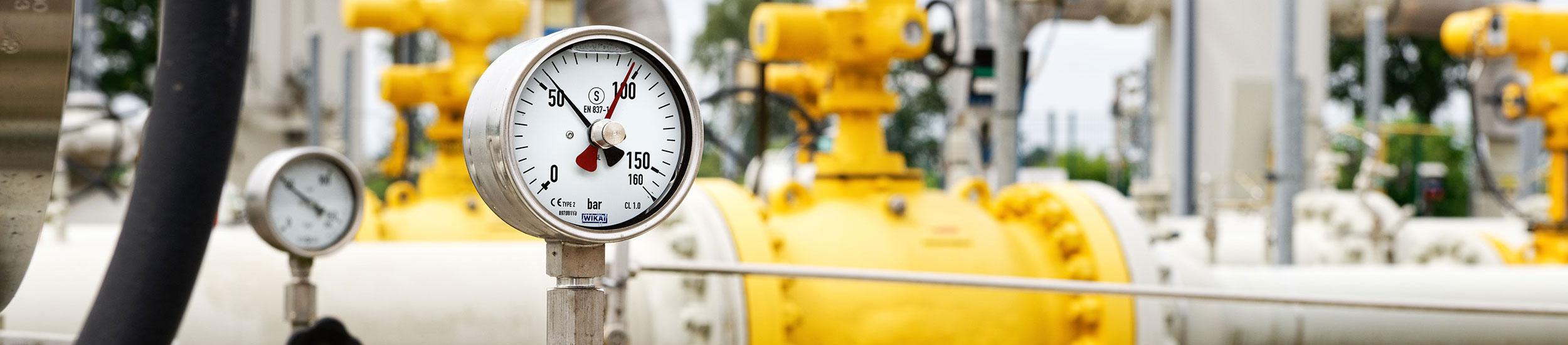 Nowega betreibt und vermarktet als Fernleitungsnetzbetreiber rund 1.500 km Gashochdruckleitungen.