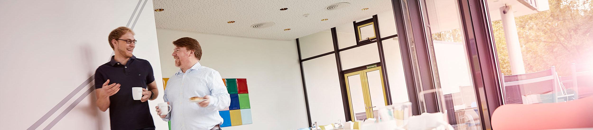 Nowega bietet als Arbeitgeber in Münster Karrierechancen und zahlreiche Vorteile.