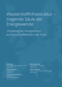 Whitepaper Wasserstoff Siemens, Gascade, Nowega